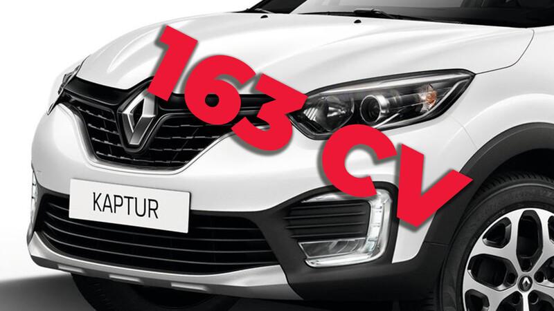 Renault Captur 2022 tendrá más potencia que Duster