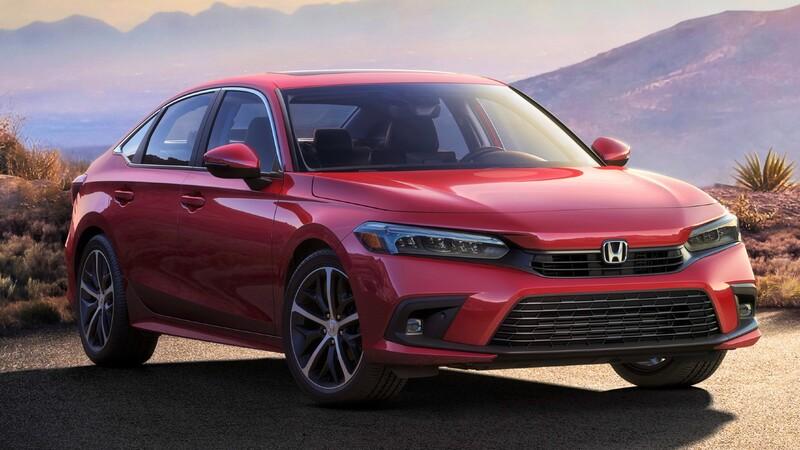 Honda Civic 2022: Pega el salto tecnológico que necesitaba