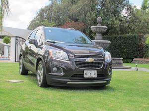 Las 4 nuevas cosas que encontrarás en la Chevrolet Trax 2015