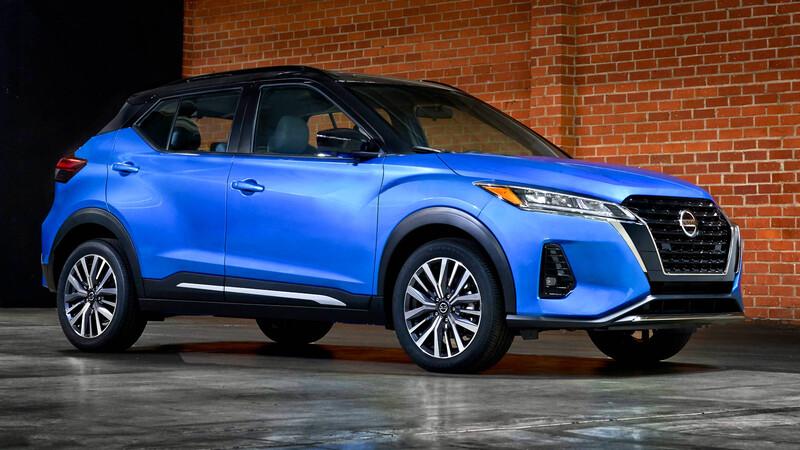 Nissan Kicks 2021 define versiones y precios en Chile