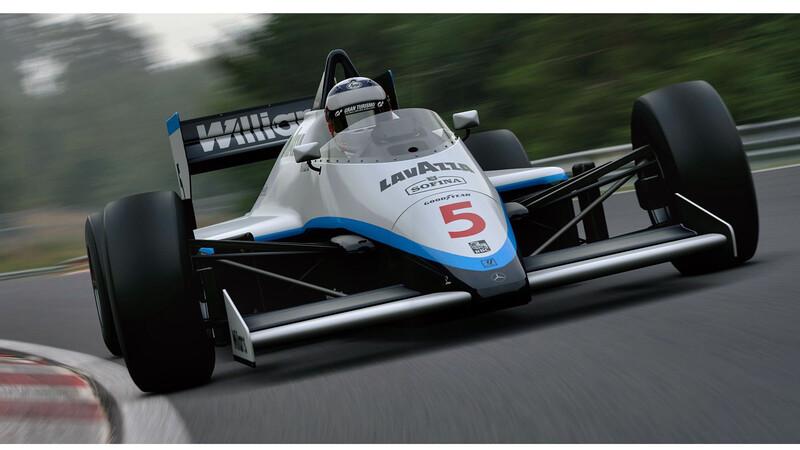 ¿Cómo se verían los F1 de los 80 con decoraciones actuales?