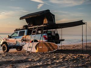 Nissan Titan Surfcamp, el pickup perfecto de los surfers