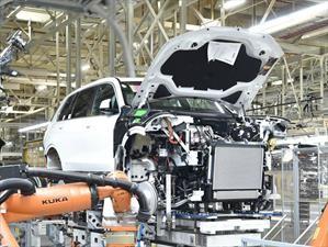 BMW X7 inicia la preproducción en Spartanburg