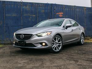 Mazda 6 obtiene el premio Red Dot Design