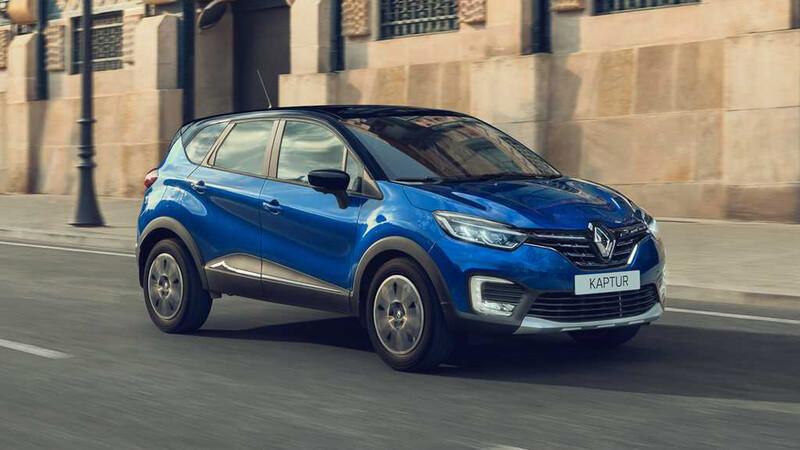 Renault Captur turbo cada vez más cerca de Argentina