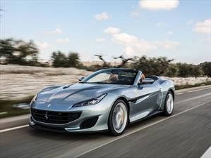 Portofino, el último de los Ferrari ya está en Chile