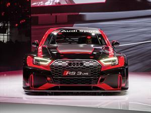 Audi RS3 LMS, un auto de carreras accesible