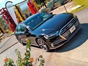 Audi A8 2019 llega a México con tecnología de primera enfocada al confort