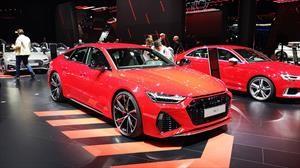 Audi RS 7 Sportback debuta