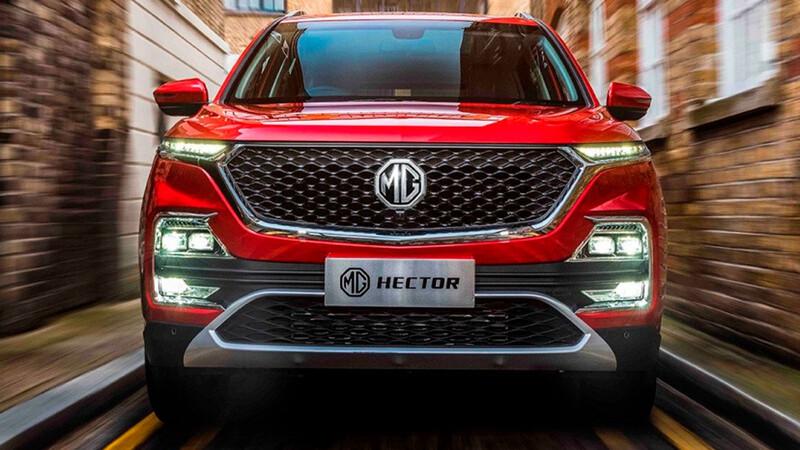 ¡Sorpresa arruinada! Captamos al MG Hector antes de su lanzamiento en México