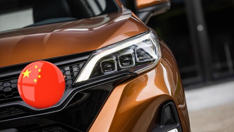 Autos que antes se producían en México, pero ahora llegan desde China