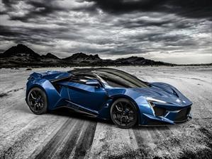Fenryr Supersport, la maravilla de W Motors