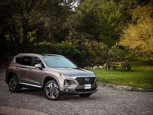 Hyundai Santa Fe 2019 a prueba, toda una revelación