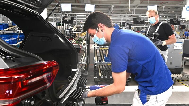 Solo en Europa, la industria del automóvil perderá 100,000 puestos de trabajo