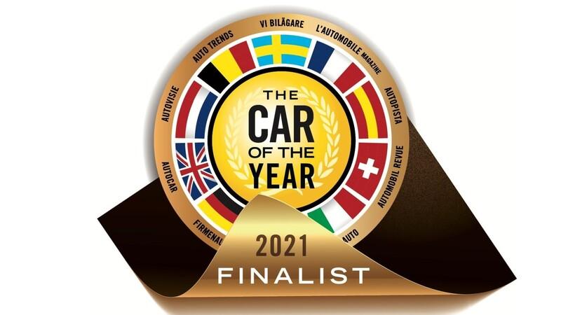 Estos autos son los finalistas al Mejor Auto de Europa en 2021