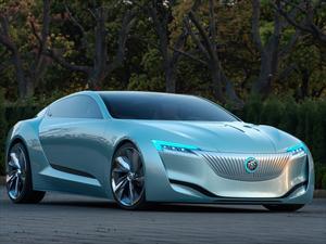 Buick Riviera Concept con sistema híbrido eléctrico inalámbrico