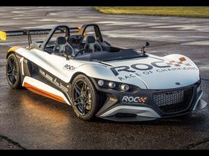 VUHL 05 es el carro de la Race of Champions 2017