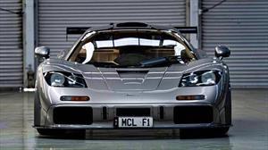Sale a subasta un rarísimo McLaren F1 LM