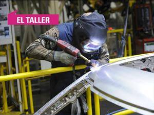 ¿Su taller ofrece reparaciones de aluminio?