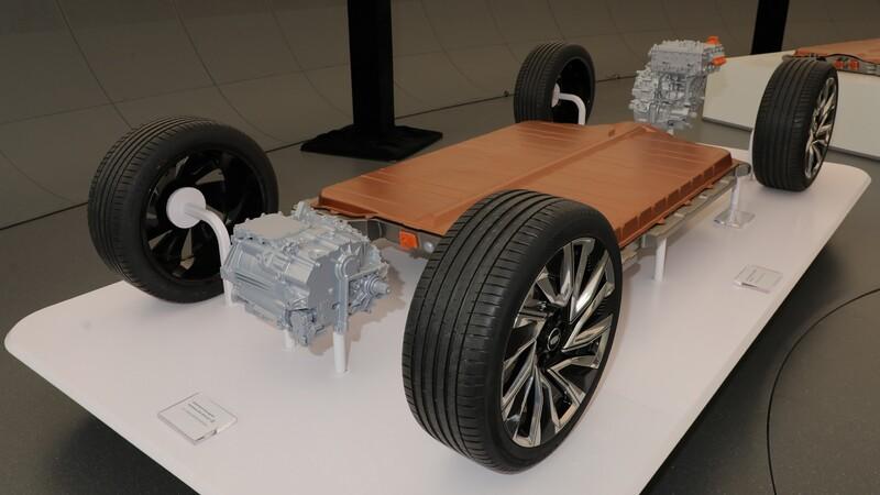 GM aumentará su gama de autos eléctricos en China