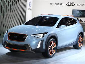 Subaru XV Concept, más grande pero moderno