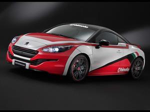 Peugeot RCZ R Bimota, con espíritu de moto