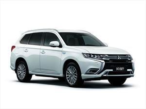 Mitsubishi Outlander PHEV 2019 corregida y aumentada