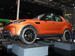 Land Rover Discovery 2017, la nueva generación