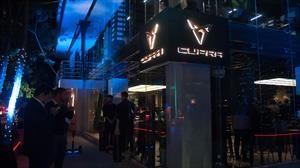 Inauguran en México el CUPRA Garage, primero de la marca en el mundo