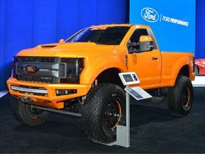 Project SD126, fenomenal personalización de la Ford F-250 Super Duty XLT by