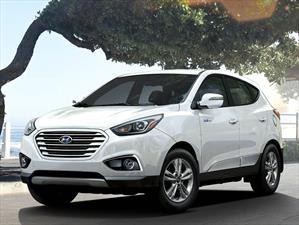 Hyundai Tucson Fuel Cell premiada en los Edison Awards