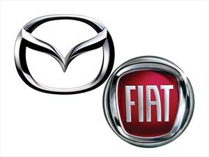 ¿Un Alfa Romeo convertible fabricado por  Mazda?