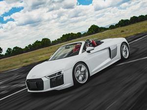 Audi R8 Spyder 2017 a prueba