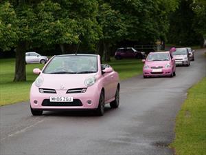 Simply Pink rally, una carrera por la lucha contra el cáncer de mama