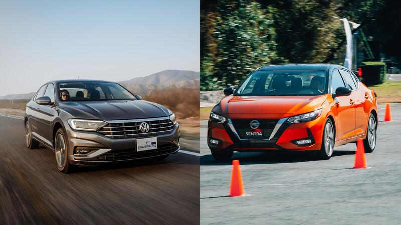 Motor de arranque: ¿Volkswagen Jetta o Nissan Sentra?