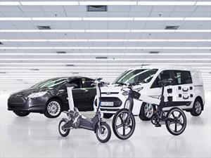Conocé las bicicletas eléctricas de Ford