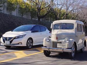 Del Nissan Tama al Leaf, 70 años de desarrollo eléctrico