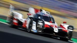 Toyota gana las 24 Horas de Le Mans 2019