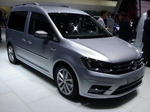 Volkswagen Caddy 2016 debuta
