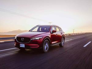 Manejamos la Mazda CX-5 Signature 2019