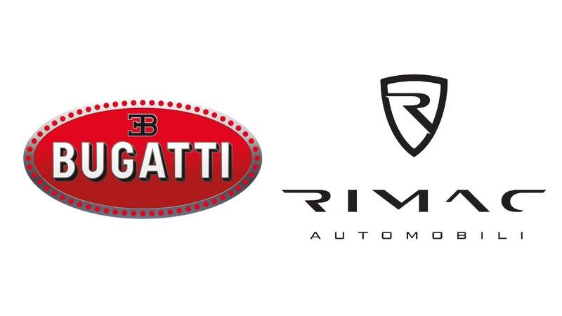 Bugatti y Rimac crean una nueva marca de hiperdeportivos