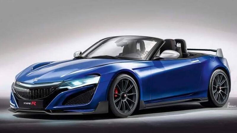 Honda realizará un sucesor del S2000 a 25 años de su aparición