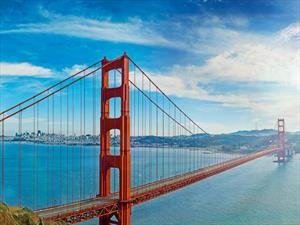 Bentley recrea imagen del Mulsanne en el Golden Gate con tecnología de la NASA