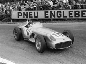Subastaron un Mercedes-Benz F1 1954 de Fangio. Parte 2, su historia