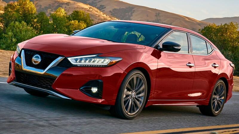 Nissan convertirá al Maxima en un sedán eléctrico para competir con Tesla