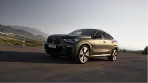 BMW X6 2020 llega a México, ahora es más deportiva y presume una parrilla luminosa