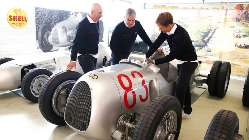 Audi junta campeones para ganar el próximo Dakar