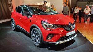 El nuevo Renault Captur 2020 sí se develó en Frankfurt