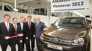 Volkswagen inicia la fabricación de Amarok