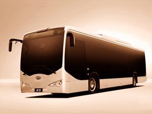 BYD: Bus 100% Eléctrico llega a Europa